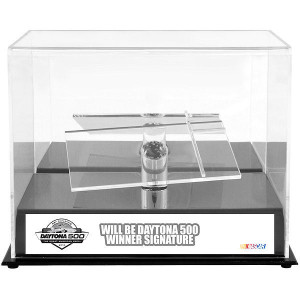 Jimmie Johnson #48 2013 Daytona 500 Champion 1/24th Diecast Display Case