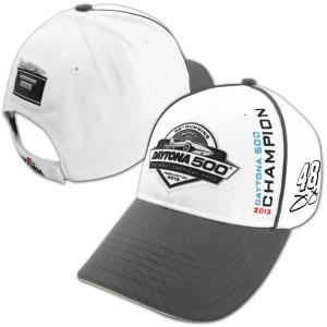 Jimmie Johnson #48 2013 Daytona 500 Champion Adjustible Cap