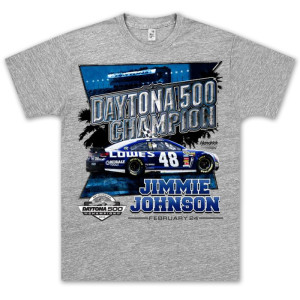 Jimmie Johnson #48 2013 Daytona 500 Champion Youth T-shirt
