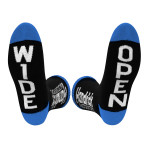 "Hendrick Motorsports Exclusive - #48 ""Wide Open"" Socks"