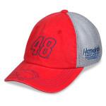 Jimmie Johnson #48 Ladies Superman Hat