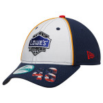 Jimmie Johnson #48 Lowe's American Salute 9FORTY Adjustable Hat