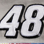 Jimmie Johnson #48 NASCAR Cotton Twill Driver Jacket