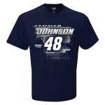 Jimmie Johnson #48 2016 S/S Schedule T-Shirt