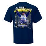 Jimmie Johnson 2016 NASCAR Champ 2-spot Graphic T-shirt