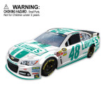 Jimmie Johnson Lowes Emerald Green 1:64 Scale Diecast HARDTOP