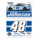 Jimmie Johnson-2014 2x3 magnet 2 pack