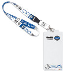 Jimmie Johnson-2014 Lanyard with credential holder