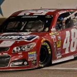 Jimmie Johnson #48 2014 AAA Texas 500 Race Winner 1:24 Scale Diecast