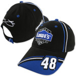 Jimmie Johnson #48 2013 Lowes Official Pit Cap