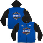 Jimmie Johnson #48 Lowes Big Sponsor Hoodie