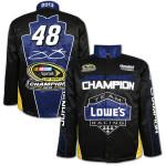 Jimmie Johnson #48 2013 Sprint Cup Champion Replica Uniform Jacket