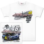 Jimmie Johnson #48 Kobalt Tools T-Shirt