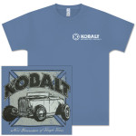 EXCLUSIVE Kobalt Tools Hot Rod Iron Cross T-Shirt