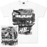 Jimmie Johnson #48 Kobalt Draft T-shirt