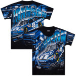 Jimmie Johnson #48 Lowes Adrenaline Total Print T-shirt