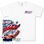Jimmie Johnson Lowes NASCAR Unites T-shirt