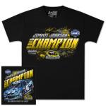 Jimmie Johnson #48 2013 Sprint Cup Champion T-shirt