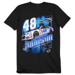 Jimmie Johnson - 2014 Chase Authentics Lowe's Adult Burnout Tee