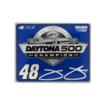 Jimmie Johnson #48 2013 Daytona 500 Champion Pin