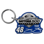 Jimmie Johnson #48 2013 Daytona 500 Champion Premium Acrylic Keyring