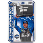 Jimmie Johnson #48 2013 Daytona 500 Champion Reserved Parking Sign