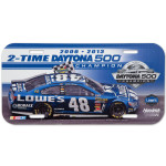 Jimmie Johnson #48 2013 Daytona 500 Champion License Plate