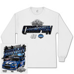 Jimmie Johnson #48 2013 Daytona 500 Champion Longsleeve T-shirt
