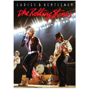 Rolling Stones 'Ladies & Gentlemen... The Rolling Stones' DVD