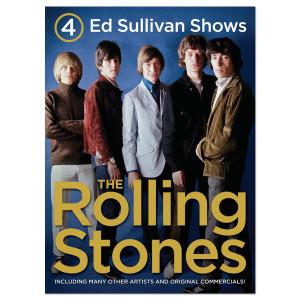 Rolling Stones 4 Ed Sullivan Shows DVD