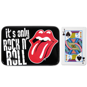 Rolling Stones Playing Cards