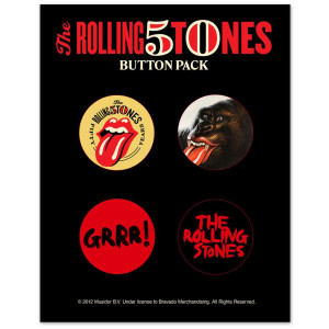 50th Button Pack