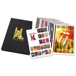 The Deluxe European Tour Lithograph Set