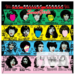 Rolling Stones - Some Girls Deluxe Edition CD