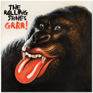 The Rolling Stones - Standard GRRR 2 CD