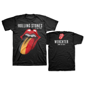 Rolling Stones at TW CLASSIC FESTIVAL in Werchter, Belgium