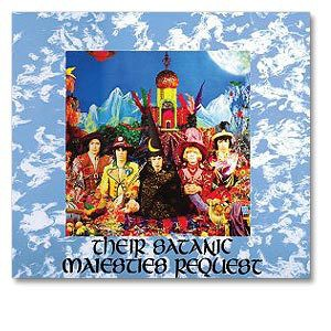 Rolling Stones - Their Satanic Majesties Request CD