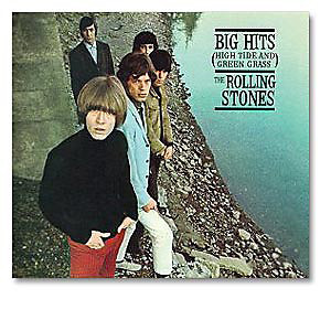 Rolling Stones - Big Hits (High Tide and Green Grass) (US) CD