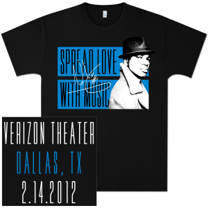 Ne-Yo Blocks T-Shirt