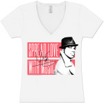 Ne-Yo Blocks Girlie T-Shirt