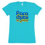 Parachute Women's Bubble T-Shirt