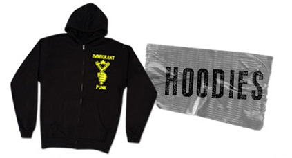 Gogol Bordello Hoodies