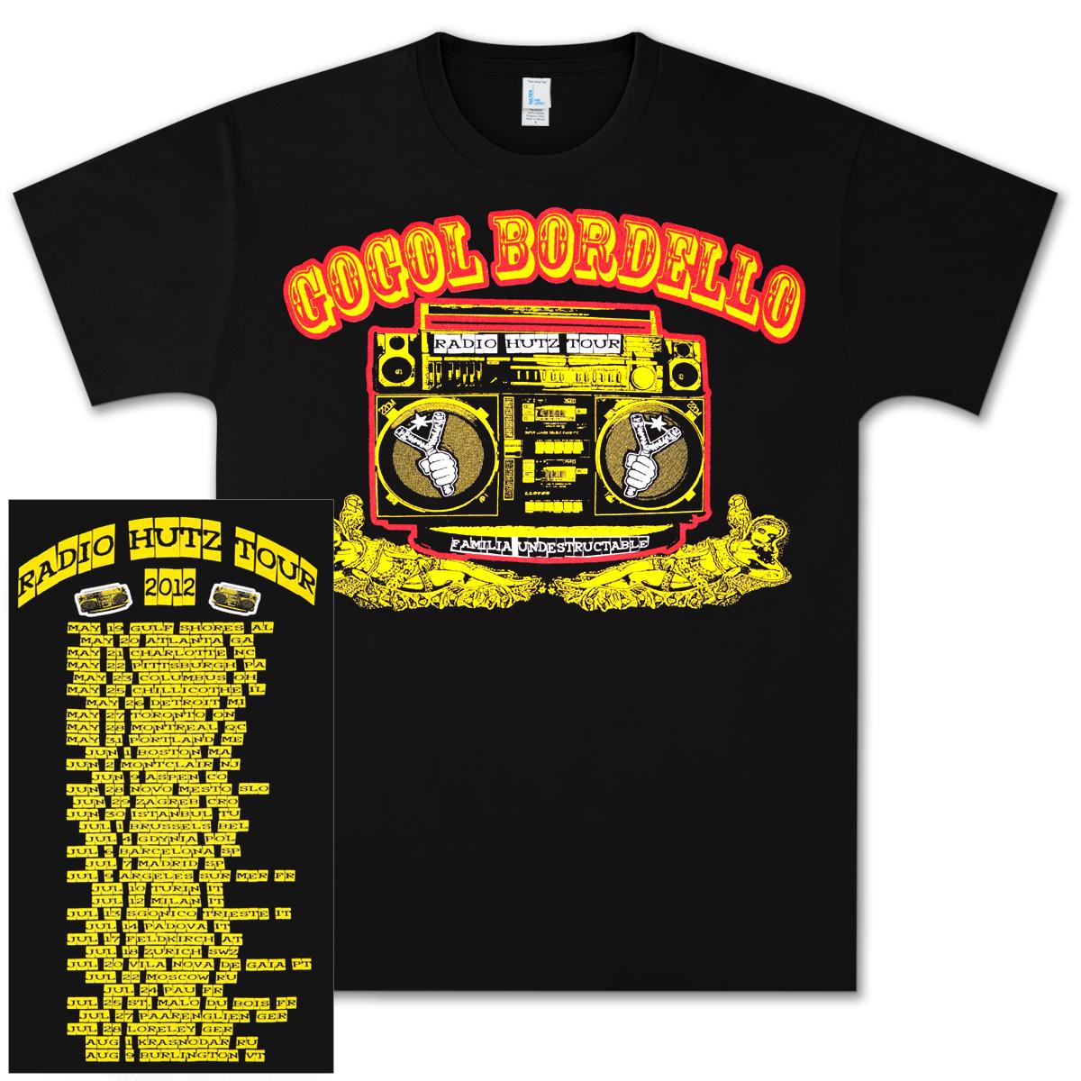 Radio Hutz T-Shirt