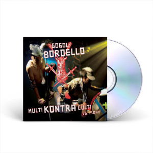 Multi Kontra Culti vs. Irony CD