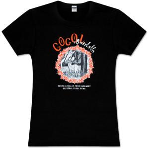 Deer T-Shirt – Ladies