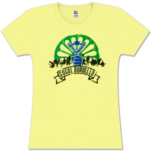 Band T-Shirt-  Ladies