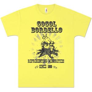 Minorities Yellow T-Shirt
