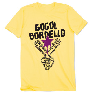Yellow Gonzo T