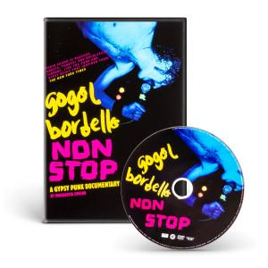 Gogol Bordello - Non-Stop DVD