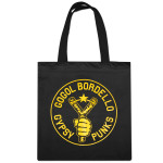 Black Liberty Bay Tote Bag